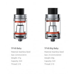 Atomizer TFV8 Big-Baby